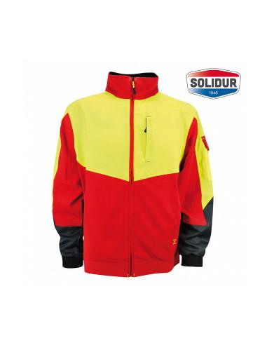 Gabri zaščitna jakna Felin Roso
