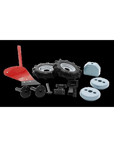 Husqvarna Plug z gumi kolesoma Set