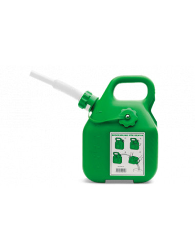 Husqvarna kanister za gorivo 6 L-zelen